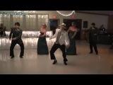 Пример Свадебного танца в стиле Чикаго